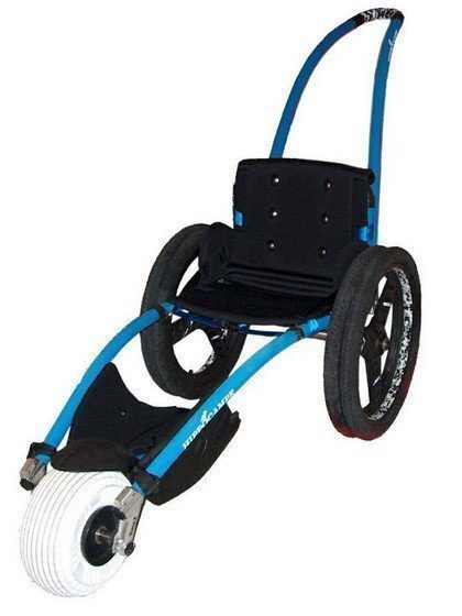 Maastopyörätuolit