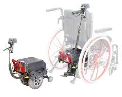 Decon E-Walk pyörätuolin työntöavustin