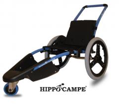 Hippocampe Pool allaspyörätuoli