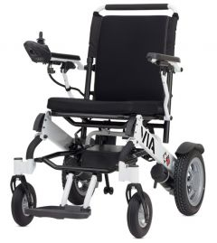 Kokoontaittuva sähköpyörätuoli B&B VIA
