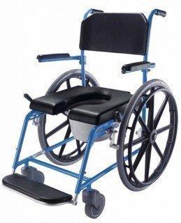 Suihku- ja wc- pyörätuolit