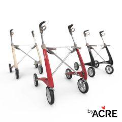 Hiilikuituinen rollaattori Acre Carbon Ultralight