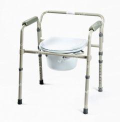 Kokoontaittuva WC-tuoli Komo Kid-Man