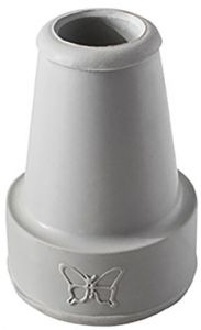 Kowsky kepinpääkumi harmaa 18/19 mm