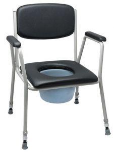Korkeussäädettävä WC tuoli
