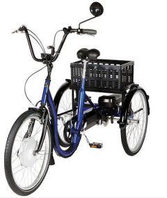 Kolmipyörä PF Mobility Stabilo