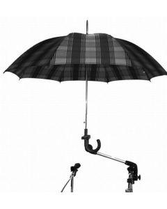 Aurinko- ja sateenvarjoteline