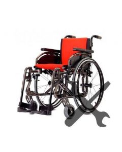 Pyörätuolin vuosihuolto