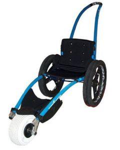 Hippocampe maastopyörätuoli