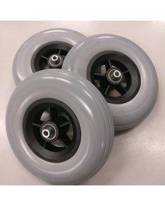 Rollaattorin pyörä MBL 200x50 (8x2)