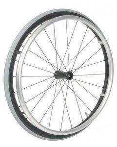 Ultralite kelauspyörä täydellisenä